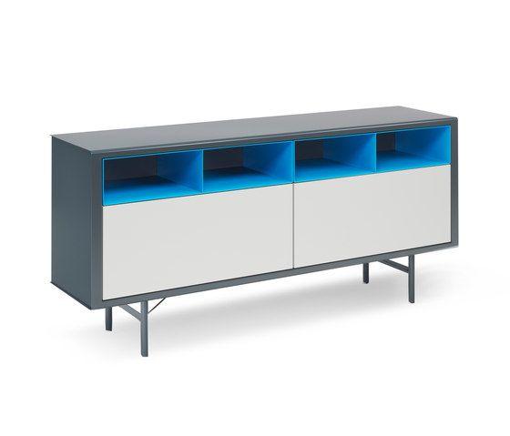 Müller Möbelfabrikation,Cabinets & Sideboards,furniture,rectangle,shelf,shelving,sideboard,table