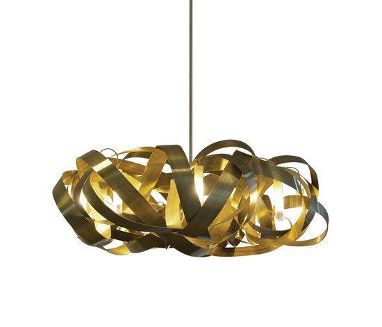 Jacco Maris,Pendant Lights,brass,ceiling,ceiling fixture,chandelier,leaf,light,light fixture,lighting,metal,yellow