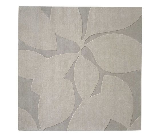 Kinnasand,Rugs,beige,leaf,line,pattern,white