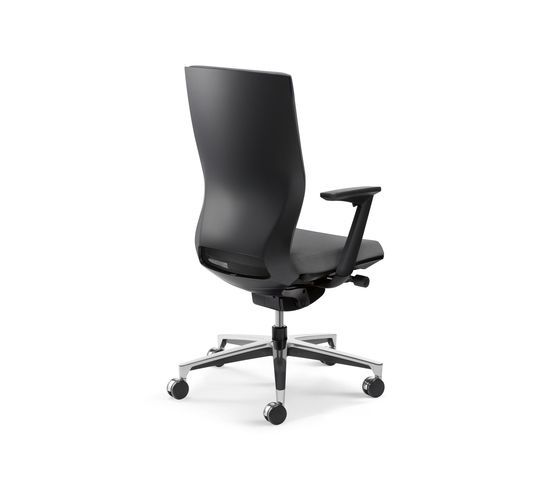 Klöber,Office Chairs,black,chair,furniture,line,material property,office chair,product