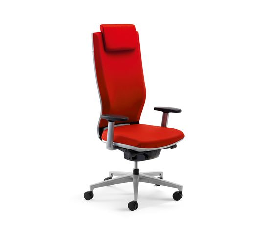 Klöber,Office Chairs,armrest,chair,furniture,line,material property,office chair,plastic,product,red