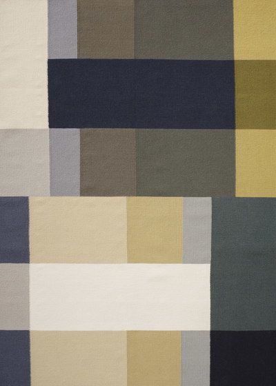 Kinnasand,Rugs,beige,blue,brown,line,pattern,rectangle,textile,tints and shades,yellow