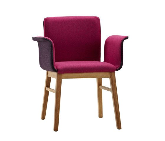 Hutten,Dining Chairs,chair,furniture,line,magenta,material property,purple,violet