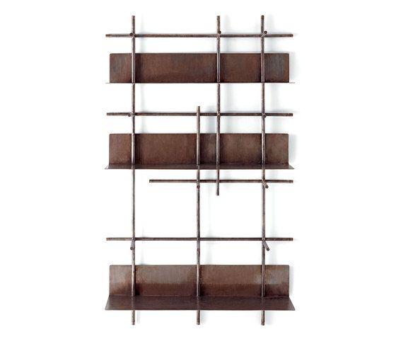 Gallotti&Radice,Bookcases & Shelves,bookcase,furniture,shelf,shelving