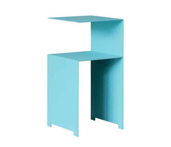 editionformform,Coffee & Side Tables,aqua,desk,furniture,material property,table,teal,turquoise