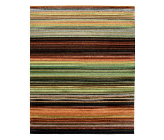 REUBER HENNING,Rugs,beige,brown,green,orange,rectangle,rug,yellow