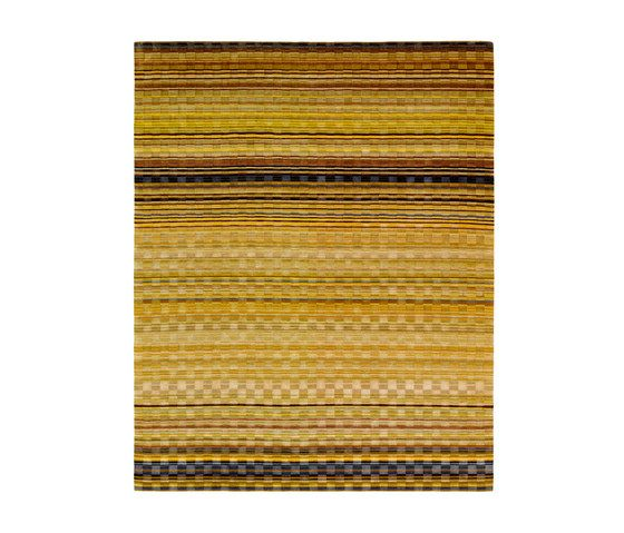 REUBER HENNING,Rugs,beige,line,rug,yellow
