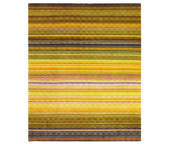 REUBER HENNING,Rugs,line,orange,pattern,rug,yellow
