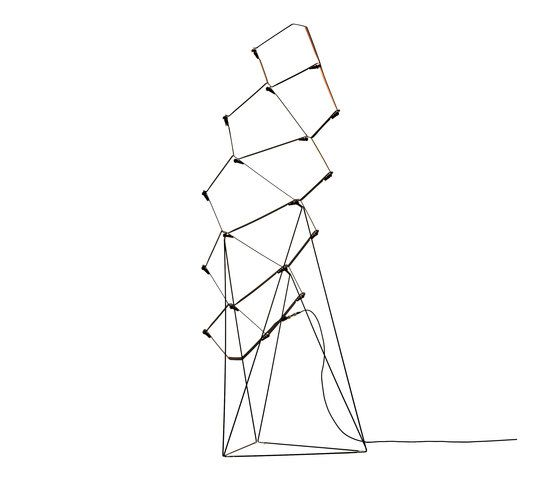LUCEPLAN,Floor Lamps,line,line art,parallel
