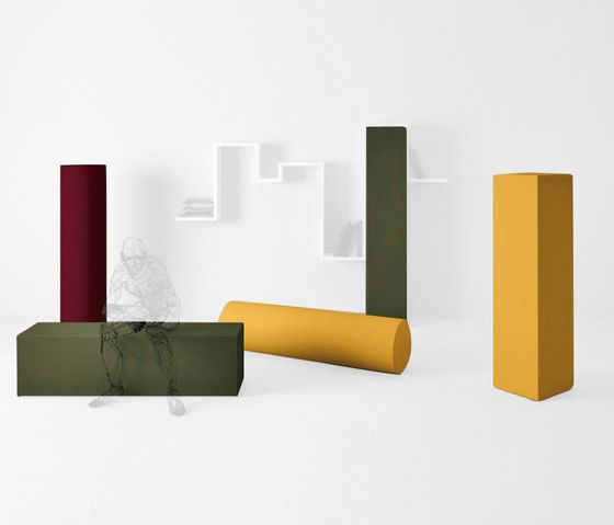 LAGO,Benches,cylinder,material property,wall