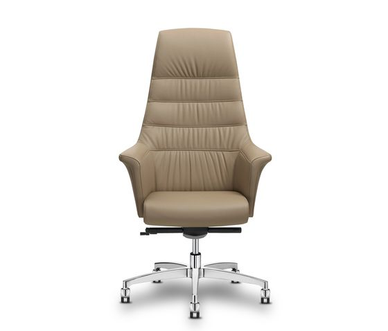 SitLand,Office Chairs,armrest,beige,chair,furniture,leather,line,material property,office chair,product,tan