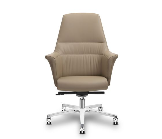 SitLand,Office Chairs,armrest,beige,chair,furniture,leather,line,material property,office chair,product