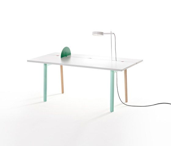 Maxdesign,Office Tables & Desks,desk,furniture,table,turquoise