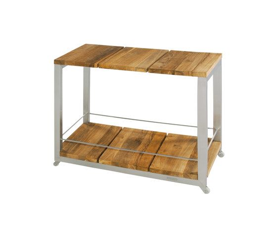 Mamagreen,Trolleys,furniture,hardwood,rectangle,shelf,shelving,table