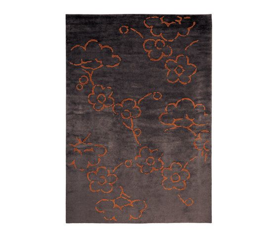 KRISTIINA LASSUS,Rugs,brown,orange,rug