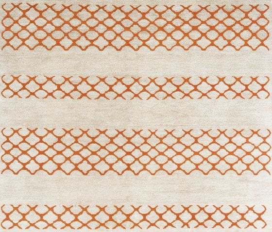 KRISTIINA LASSUS,Rugs,orange,pattern