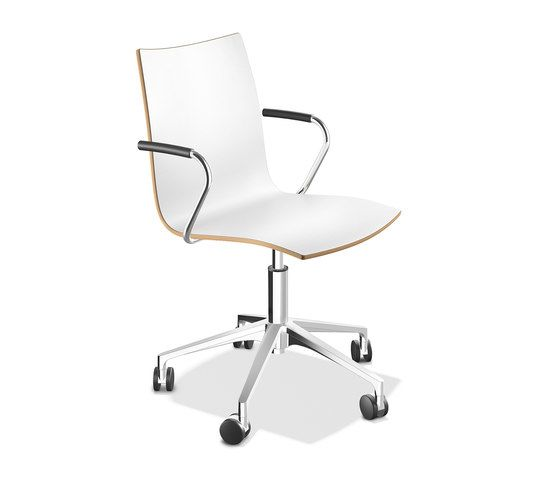 Casala,Office Chairs,chair,furniture,line,material property,office chair,product,white