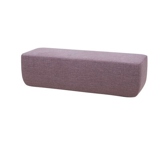 Softline A/S,Footstools,pink,purple,rectangle,violet