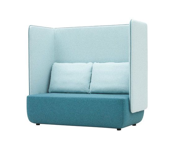 Softline A/S,Sofas,aqua,chair,club chair,couch,furniture,teal,turquoise