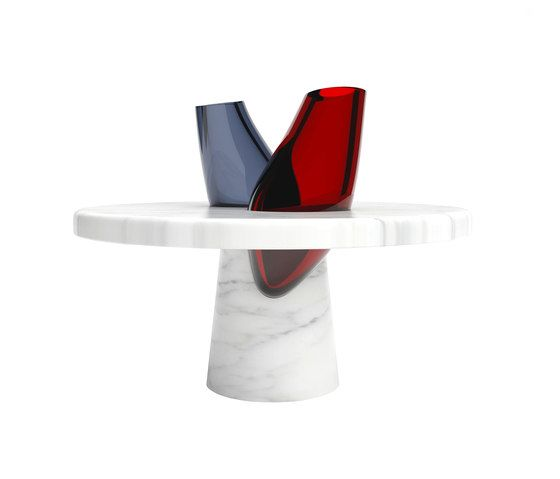 Emmanuel Babled,Coffee & Side Tables,red