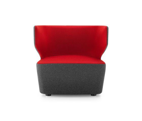 Girsberger,Lounge Chairs,chair,club chair,furniture,red