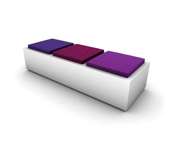 JSPR,Benches,cobalt blue,product,purple,rectangle,violet