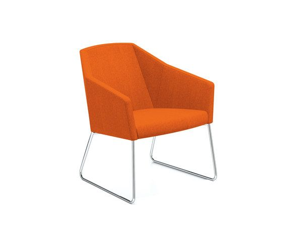 Casala,Lounge Chairs,chair,furniture,orange