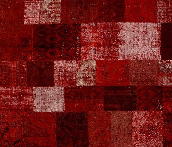 GOLRAN 1898,Rugs,design,line,maroon,patchwork,pattern,plaid,red,textile
