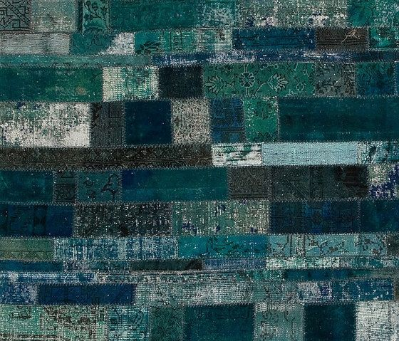 GOLRAN 1898,Rugs,aqua,azure,blue,design,green,patchwork,pattern,teal,textile,turquoise