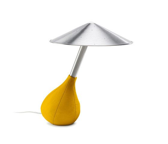 Pablo,Table Lamps,lamp,lampshade,light fixture,table,yellow