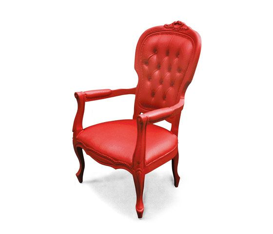 JSPR,Lounge Chairs,chair,furniture,red