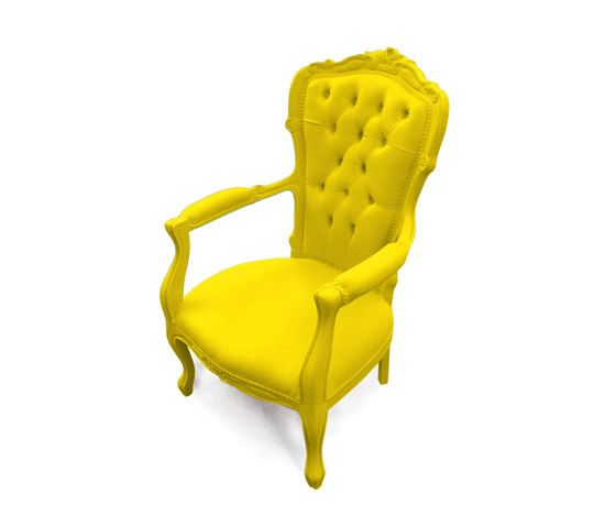 JSPR,Lounge Chairs,chair,furniture,yellow