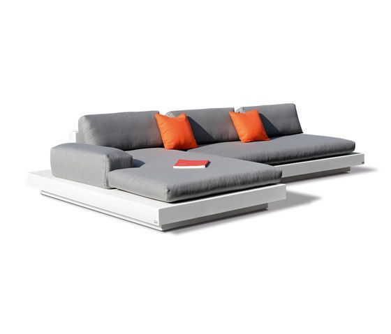 Rausch Classics,Sofas,comfort,couch,furniture,orange,sofa bed,studio couch