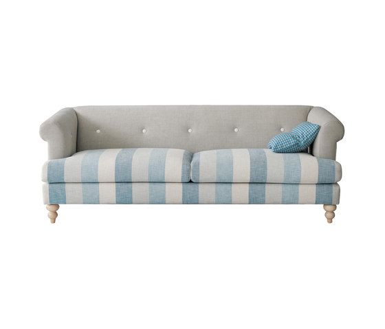 Designers Guild,Sofas,blue,couch,design,furniture,loveseat,slipcover,sofa bed,studio couch,turquoise