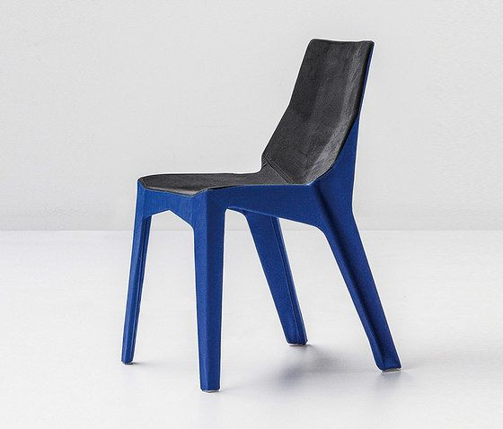 Bonaldo,Office Chairs,chair,cobalt blue,design,electric blue,furniture