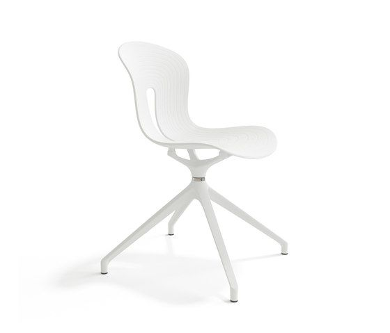 Fora Form,Dining Chairs,chair,furniture,line,material property,plastic,white