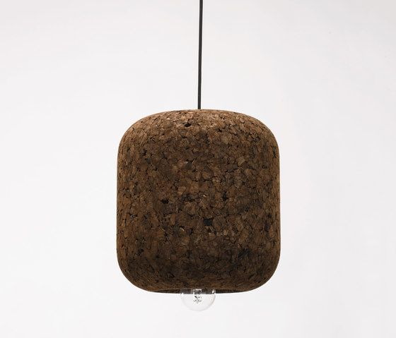 De Vorm,Pendant Lights,brown,rock