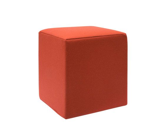 Softline A/S,Footstools,furniture,orange,stool