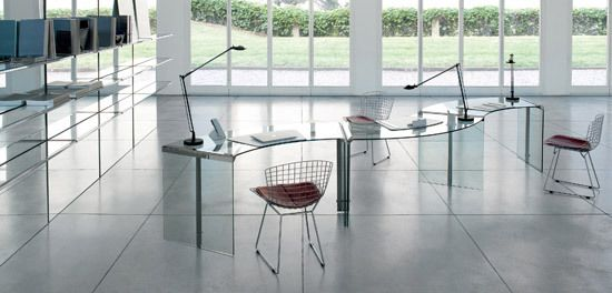 Gallotti&Radice,Office Tables & Desks,chair,coffee table,floor,flooring,furniture,glass,interior design,material property,product,room,table,tile
