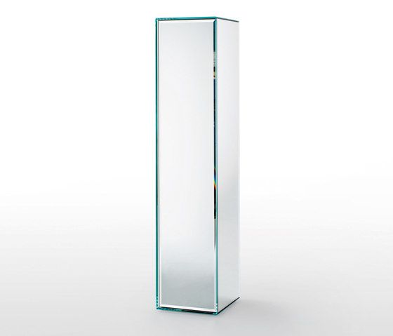 Glas Italia,Cabinets & Sideboards,cylinder,glass,rectangle