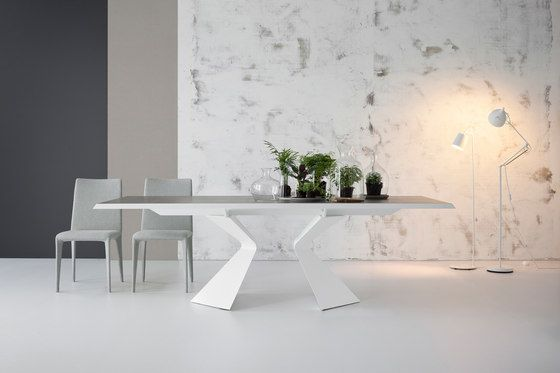 Bonaldo,Dining Tables,chair,design,desk,floor,furniture,interior design,material property,room,table,wall,white
