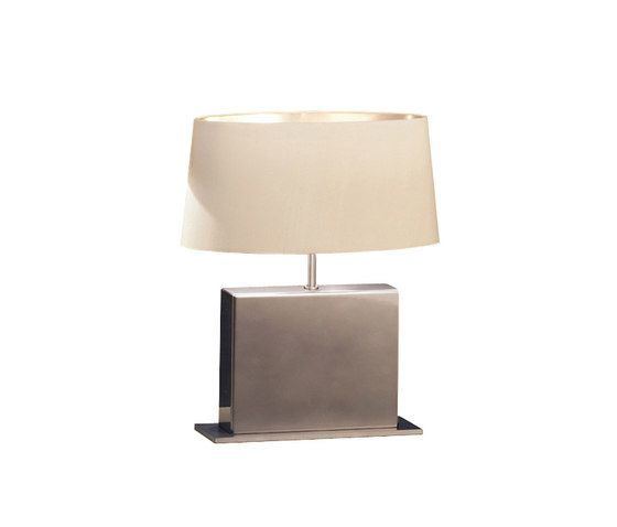 Christine Kröncke,Table Lamps,beige,lamp,light fixture,lighting,rectangle,table