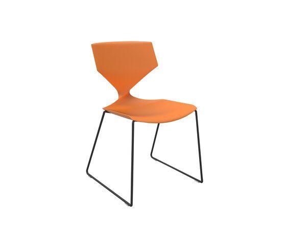 Tonon,Dining Chairs,chair,furniture,orange