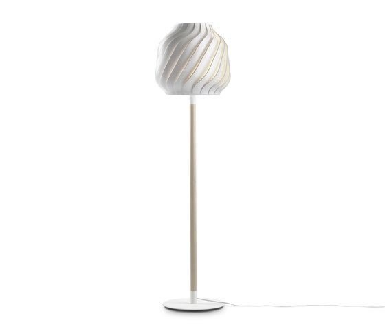 Fabbian,Floor Lamps,floor,lamp,lampshade,light fixture,lighting,white
