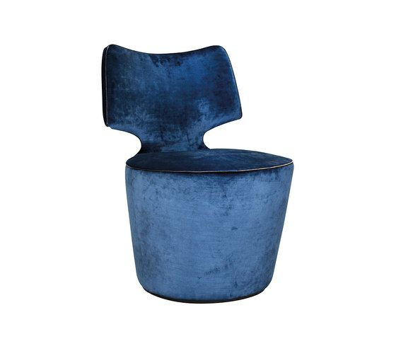 Christine Kröncke,Armchairs,blue,chair