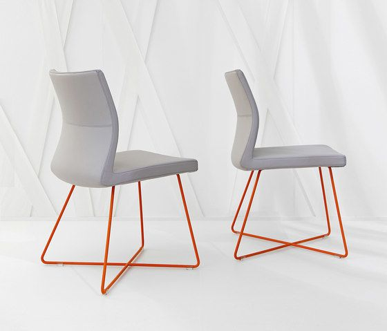 Bonaldo,Dining Chairs,chair,design,furniture,material property,orange