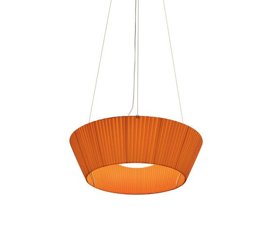 MODO luce,Pendant Lights,ceiling,ceiling fixture,chandelier,light fixture,lighting,orange,swing