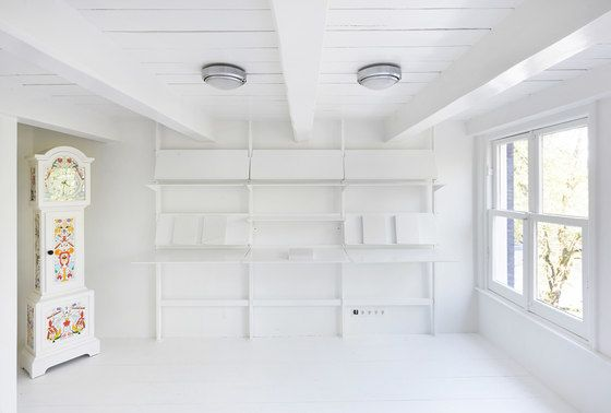 Lensvelt,Bookcases & Shelves,architecture,building,ceiling,daylighting,floor,furniture,house,interior design,molding,property,room,wall,white