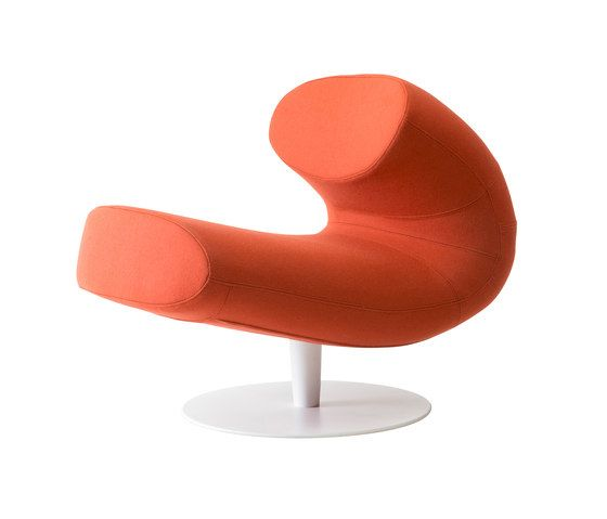 Softline A/S,Armchairs,chair,furniture,orange