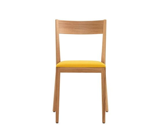 Girsberger,Dining Chairs,chair,furniture,yellow
